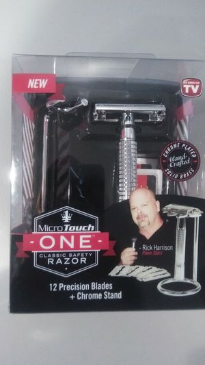As seen on tv mens razor