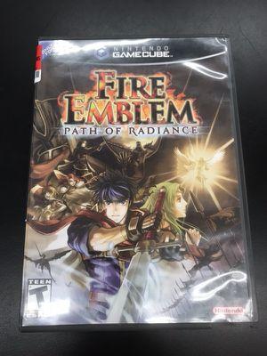GameCube- Fire Emblem Path of Radiance