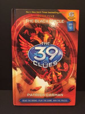 The 39 Clues The Black Circle