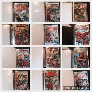 Thousands of comic books for sale