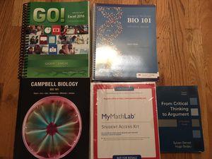 Textbooks for Nova students