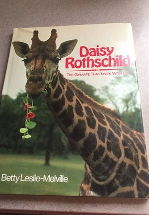 Daisy Rothschild children's book