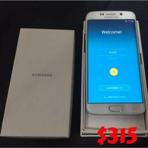 PRICE DROP Samsung Galaxy S6 Edge - Factory Unlocked - Comes w/ Box + Accessories