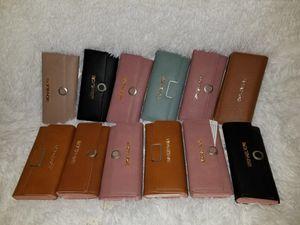 Wallet 23 each lindos colores y diceno