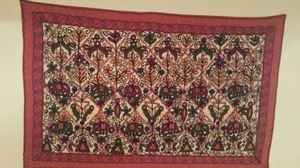 Indian wall tapestry