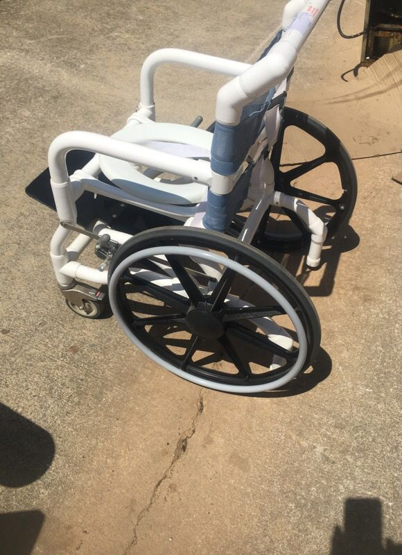 Duralife Wheelchair Potty Chair Beauty Amp Health In