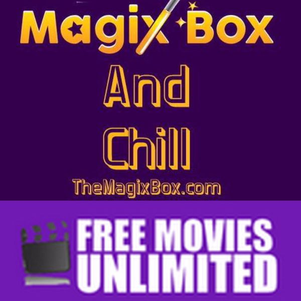 The Magix Box 3.0 stream box Magic Box Original! ( Electronics ...
