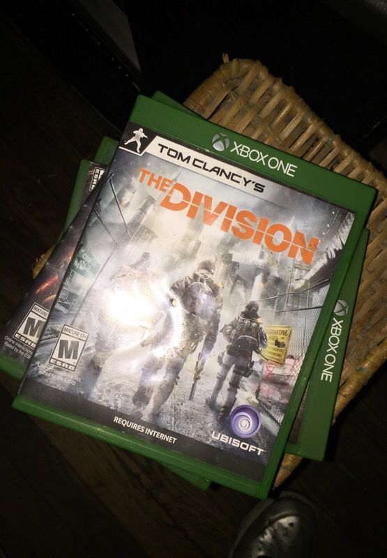 Xbox one | Tom Clancy's The Division