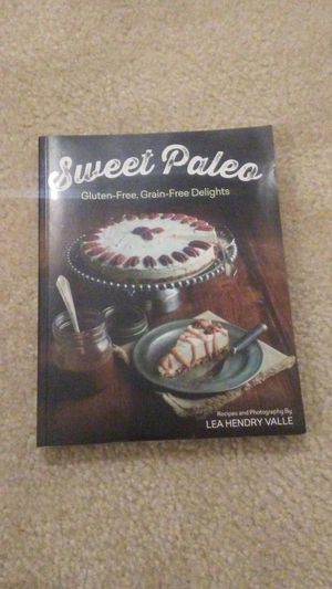 Sweets recipe book