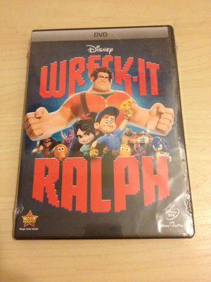 DVD WRECK IT RALPH BY DISNEY