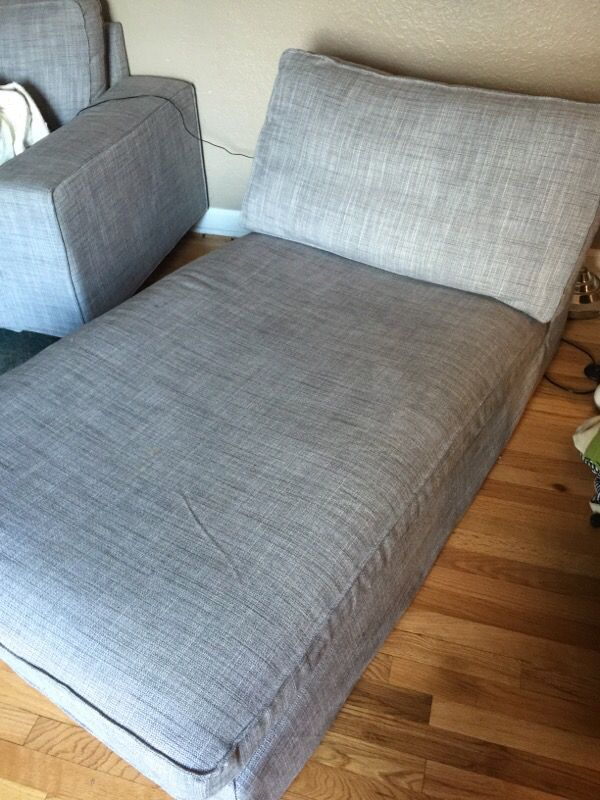 Ikea kivik chaise furniture in seattle wa offerup for Furniture pick up seattle