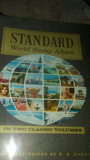 Old Stamp book worth a lot