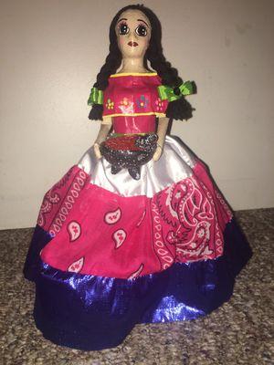 Muñecas Mexicanas... De Periodico!