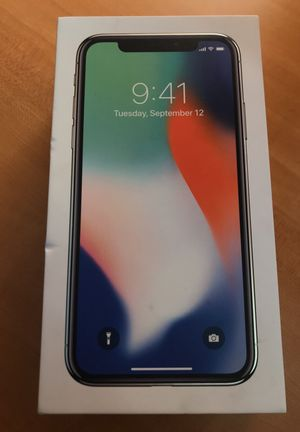 iPhone X- AT&T