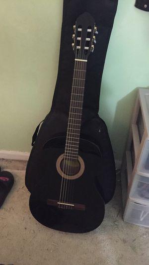 Lucero acoustic guitar