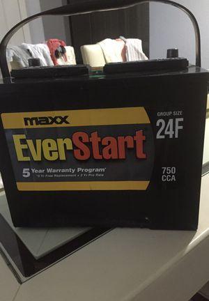 EverStart Maxx 24F 750 CCA