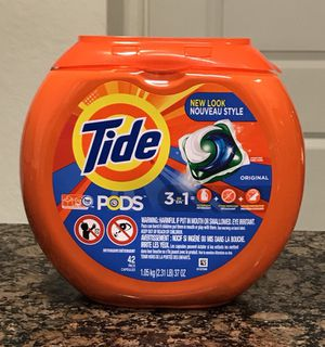 Tide Pods 42 ct