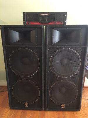 Sound system set