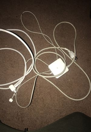 Macbook Charger And Extension Cord
