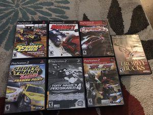Racing/hunting game set