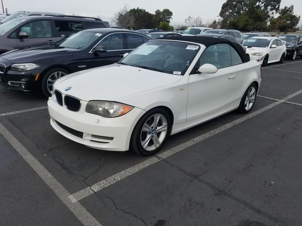 2008 BMW 128i convertible 142k miles (Cars & Trucks) in Sunnyvale, CA