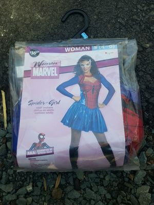 Adult Female Spider Woman Costume