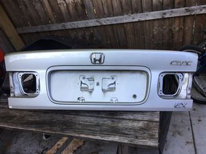 Trunk..!! Honda civic ex 98 ..!!