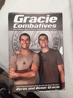 Gracie jiu jitsu DVD