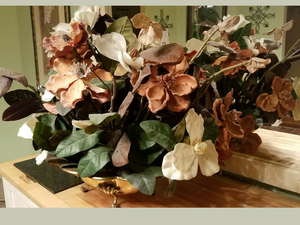 Large Silk Floral Arrangement