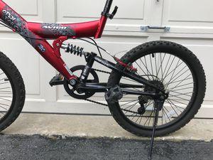 Red Avigo Bicycle