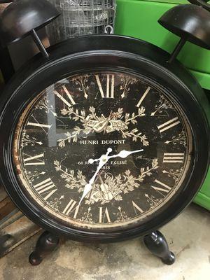 Henri DuPont clock
