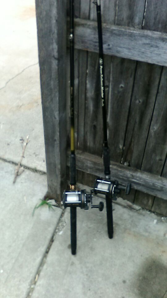 Fishing Pole Boats Amp Marine In Willow Springs Il Offerup