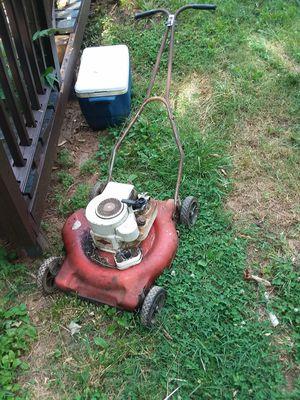Older mower
