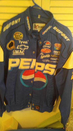 Jeff Gordon jacket size large asking $50 for it never worn