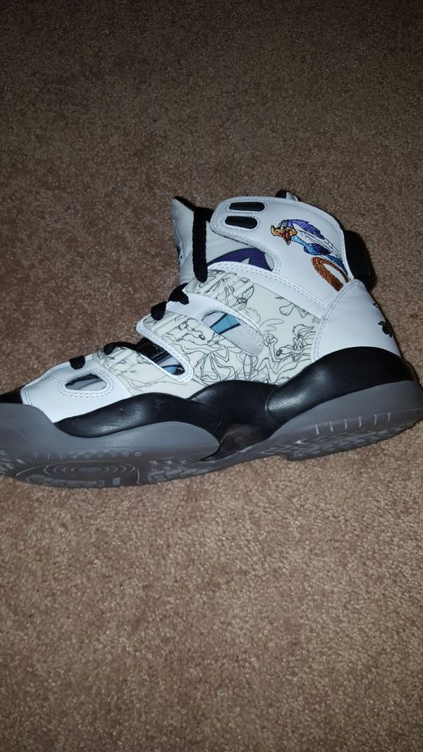 f322f00721cd3e ... adidas shoes eqt b ball looney tunes bugs adidas looney tunes eqts sz  6.5 clothing shoes ...