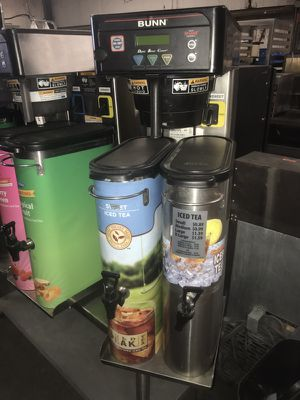 Iced tea brewer