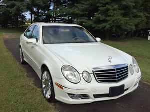 2008 Mercedes E350 4Matic AWD - Excellent Condition!!