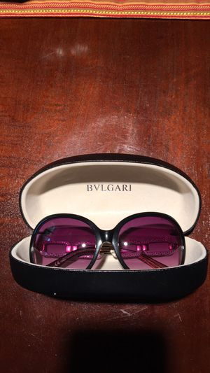Women's sunglasses,BVLGARI,minor scratch