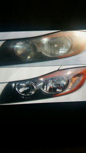 Headlight restore like new