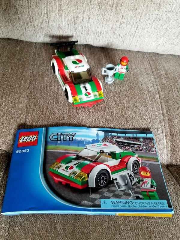 Lego City Race Car Set