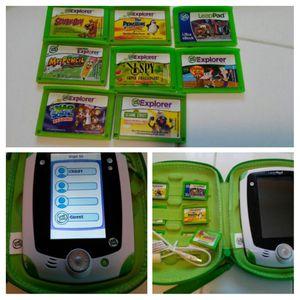 Leap Pad+ games