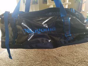 Patagonia duffle backpack