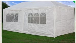 Delta 10x20 Party Tent Wedding, tailgate