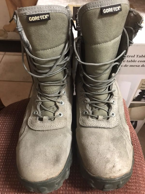 rocky s2v special ops goretex boots size 12 used sports