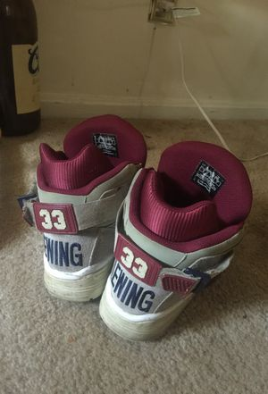 EWING SIZE 8""