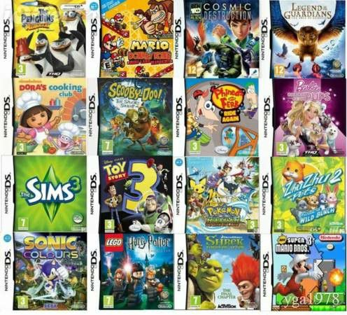 10 Best Nintendo Ds Games For Kids - MomJunction