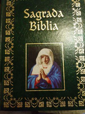 Se vende la sagrada BLiblia catolica