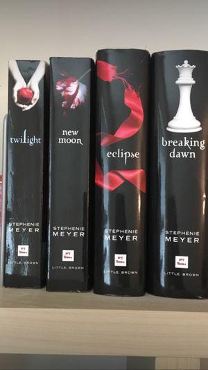 TWILIGHT SAGA BOOK SERIES