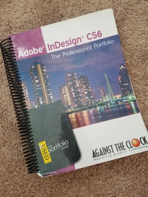 Adobe InDesign workbook