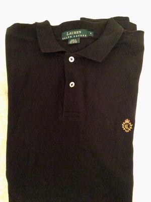 2 Polo Ralph Lauren Sweaters Size Large